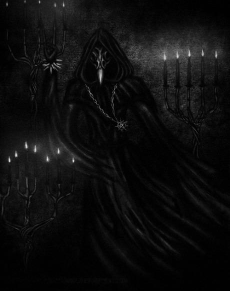 Walls of Darkness