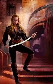 Templar Queen