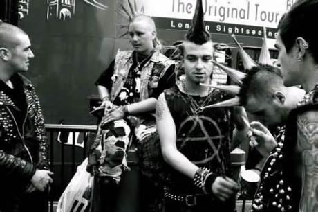 Punks for pay
