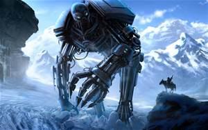Yeti Robot