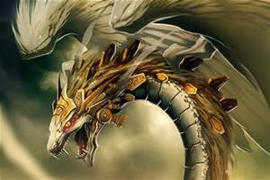 dragon golden