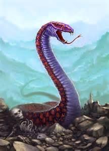 Snake giant